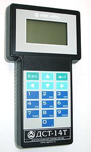 Автомобильный диагностический сканер тестер ДСТ-14Т