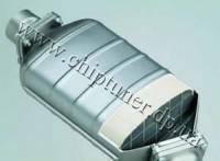 Удаление сажевого фильтра DPF