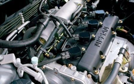 Диагностика двигателя ниссан