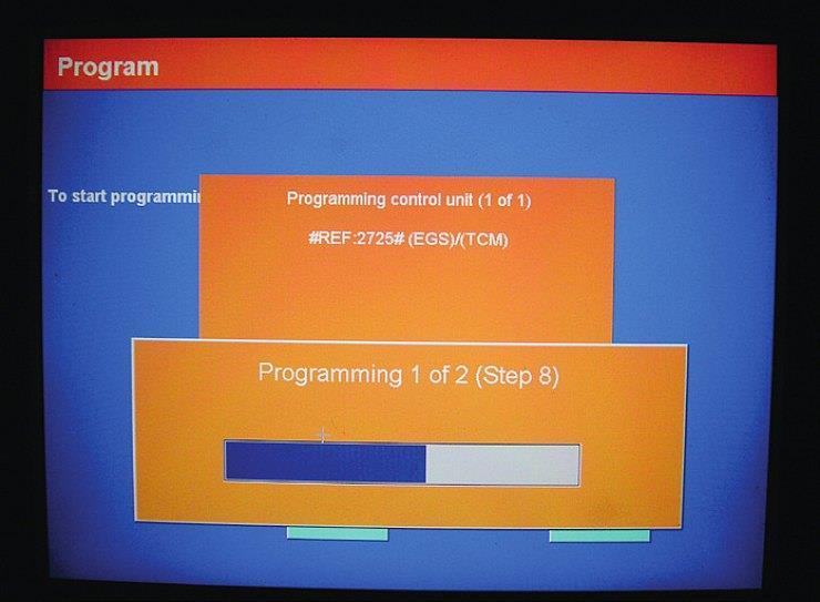 Экран 10 — программирование 1