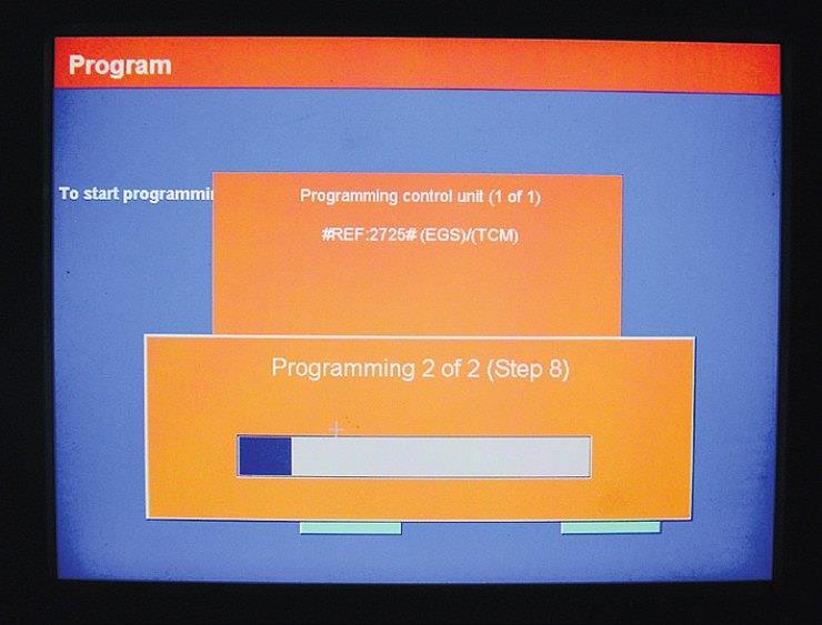 Экран 11 — программирование 2
