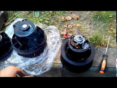 Снятие моторчика отопителя форд фокус 2 снимок