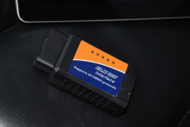 Специальный адаптер для проведения диагностики автомобиля Volvo